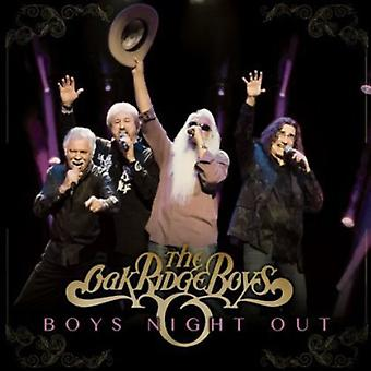 Oak Ridge Boys - Boys Night Out [CD] USA importerer