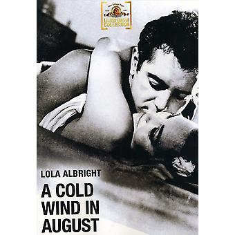 Cold Wind in August [DVD] USA import