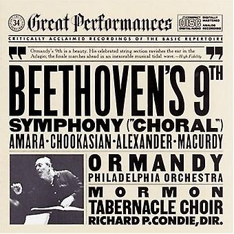 L.W Beethoven - Beethoven: Symphonie Nr. 9 [CD] USA import