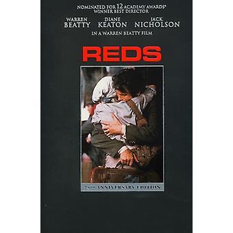 Reds [DVD] USA import