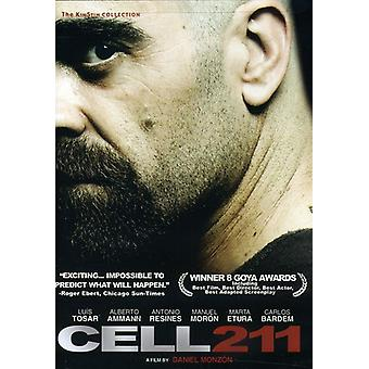 Cell 211 [DVD] USA import