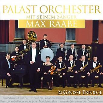 Max Raabe & Palast Orchester - 20 Grosse Erfolge [CD] USA import