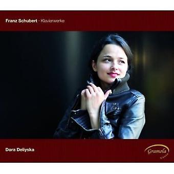 Franz Schubert - Franz Schubert: Klavierwerke [CD] USA import