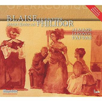Philidor - Blaise [CD] USA importerer