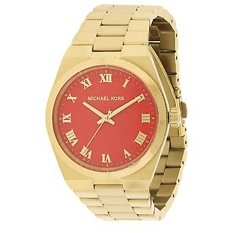 Michael Kors Channing Gold-Tone Ladies Watch MK5936