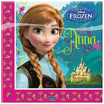 Frozen ice Queen napkins 20 St. children's Party birthday