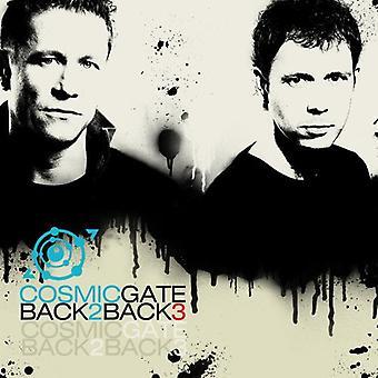 Cosmic Gate - Cosmic Gate: Vol. 3-Back 2 sort [CD] USA import