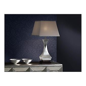 Schuller Deco litet bord lampa Silver