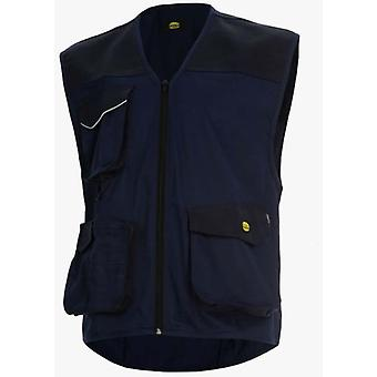 Utility Diadora Move Blue Vest (DIY , Tools , Security , Clothing)