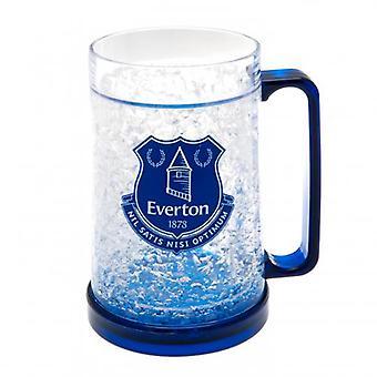 Everton Kunststoff Gefrierschrank Tankard