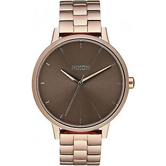 Nixon The Kensington Watch - Rose Gold/Taupe