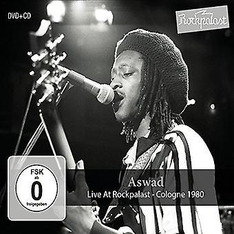 Aswad - vivo en Rockpalast - Colonia 1980 [CD] USA importar