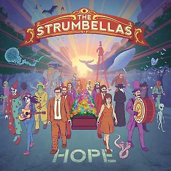 Strumbellas - håb [CD] USA importerer