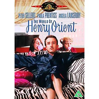 Henry-The di Henry Orient le ragazze [DVD]