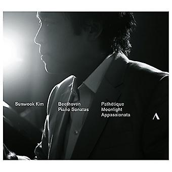 Beethoven / Kim - Ludwig Van Beethoven: Klaviersonaten [CD] USA Import
