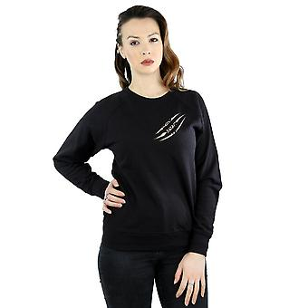 Supernatural Women's Symbol Scratch Sweatshirt