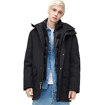 Ugg Mens' Butte Black Parka