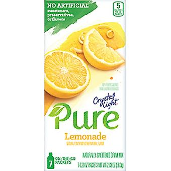 Luce di cristallo puro limonata Drink Mix 2 Box Pack