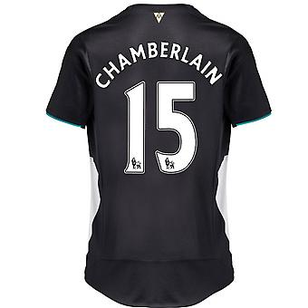 2015-2016 Arsenal Third Cup Shirt (Chamberlain 15) - Kids
