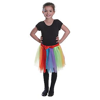 Tutu Rainbow Colours Childs