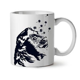 Beast Animal Lion Calm NEW White Tea Coffee Ceramic Mug 11 oz | Wellcoda
