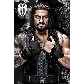 WWE - Roman Reigns 16 Poster Print