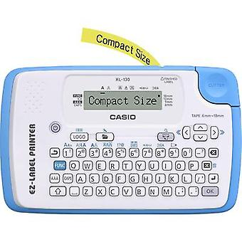 Label printer Casio KL-130 Suitable for scrolls: XR 6 mm, 9 mm,