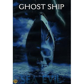 Ghost Ship [DVD] USA importerer