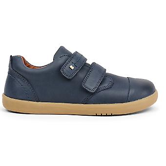 Bobux Kid+ Boys Port Shoes Navy
