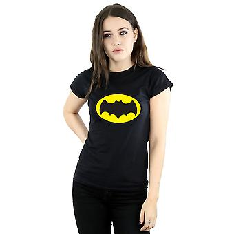 DC Comics Women's Batman TV Series Logo T-Shirt