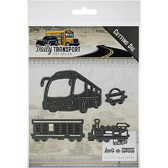 Find It Trading Amy Design Daily Transport Die-Public Transport ADD10131