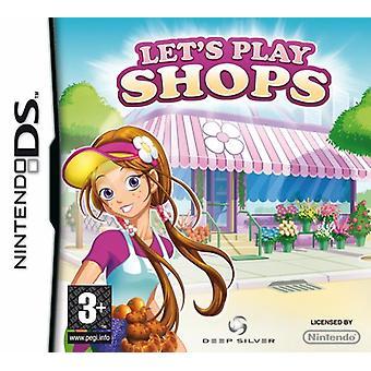 Können Geschäfte (Nintendo DS) spielen
