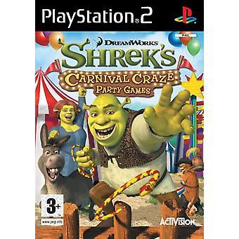 Shreks Karneval Craze (PS2)