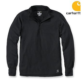Carhartt sweater cold weather quarter-zip