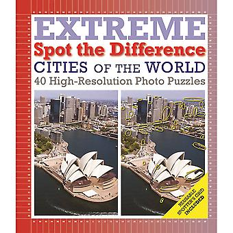 Thunder Bay Press Books-Cities Of The World: Spot The Difference