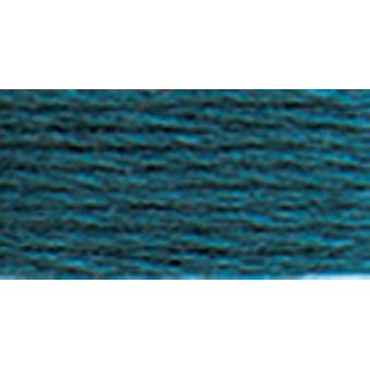 DMC 6-Strand Embroidery Cotton 8.7yd-Ultra Very Dark Turquoise
