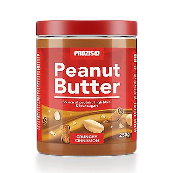 PROZIS - peanut butter with cinnamon flavor, 250 g - natural protein source