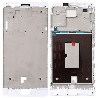 Housing frame middle frame cover compatible for OnePlus 3 / 3T white ´ new