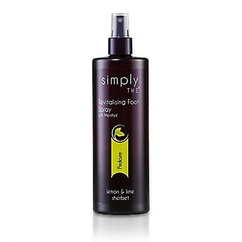 Simply THE Simply THE Revitalising Foot Spray
