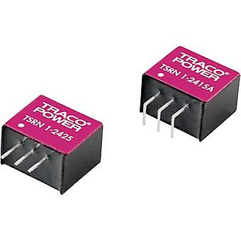 TracoPower TSRN 1-2418 DC/DC converter (print) 24 Vdc 1.8 Vdc 1 A No. of outputs: 1 x