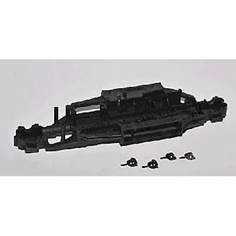 Ersatzteil Reely 12600R + 25014 Chassis und Batterie-clips