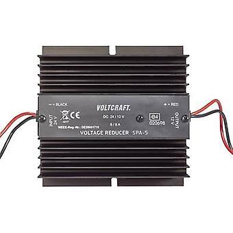 VOLTCRAFT SPA-5 DC/DC converter 24 Vdc - 12 Vdc/8 A 72 W