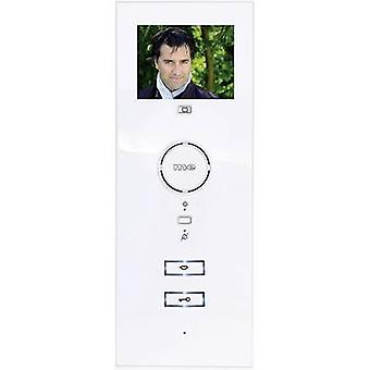 m-e modern-electronics VDV-503 WW Video door intercom Corded Indoor panel Detached White