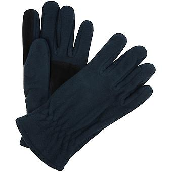 Regatta Mens Kingsdale Polyester Thermal Winter Microfleece Gloves