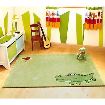 Teppiche - Sigi-Kid Krokodil grün - SK 3341-01