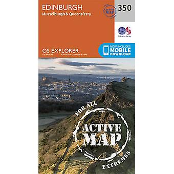 Edinburgh av Ordnance Survey