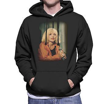 TV Times Debbie Harry Muppet Show 1981 Men's Hooded Sweatshirt