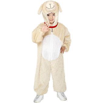Lamb Costume, Medium.  Medium Age 7-9