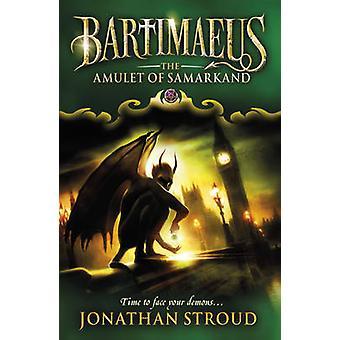 Amulett av Samarkand av Jonathan Stroud - 9780552562799 bok