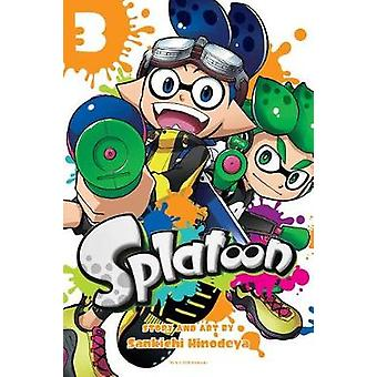 Splatoon - Vol. 3 by Splatoon - Vol. 3 - 9781421598574 Book